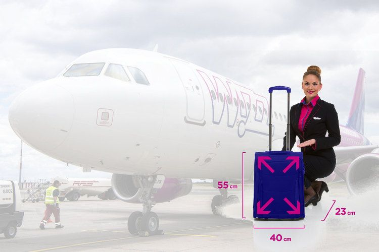 Wizzair Laukut : Low cost carrier wizz air verbessert gep?ckbestimmungen