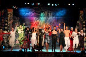 Airport Heringsdorf empfängt Reisende mit Theater-Event