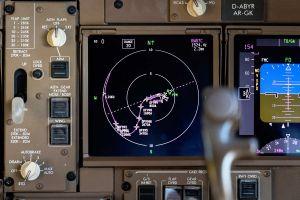 RNP-1 und Radius-to-fix für besseres Abfliegen im Test