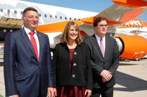 easyJet Europe fliegt unter österreichischem Hoheitszeichen