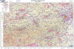 Austro Control mit neuer digitaler Karte ICAO 1 : 500.000