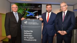 Produktvirtualisierung: DLR-Institut in Dresden eröffnet