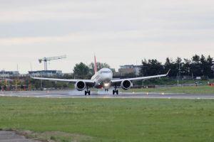 CS100 bereichert Liniendienste am London City Airport