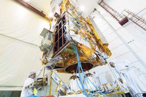 MetOp-C fast fertig gebaut – Satelliten laufen und laufen