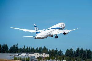 EL AL bekommt ersten Dreamliner von Boeing
