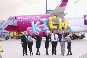 Nürnberg – Kiew von Wizz Air gestartet