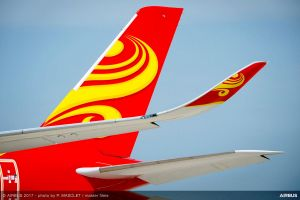 Hong Kong Airlines erhält Airbus A350-900 XWB