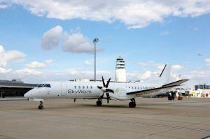 SkyWork Airlines verbindet jetzt Wien mit Basel
