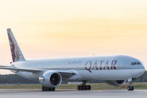 B777 von Qatar Airways zwei Monate größter Airliner in Berlin