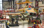 Manching: Neuer Eurofighter nimmt Gestalt an