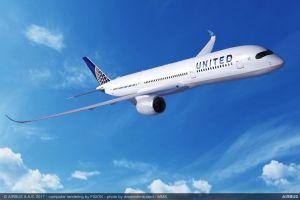 United wandelt um in mehr kleinere Airbus A350 XWB