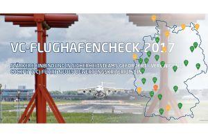 Flughafencheck der VC 2017: Malus bei Nicht-Kooperation