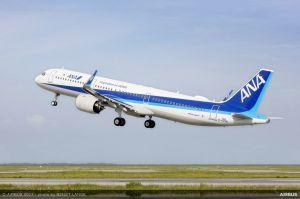 ANA bekommt ersten A321neo