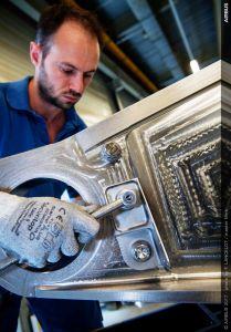 Airbus verbaut Titanteil aus 3D-Druck in Serie des A350