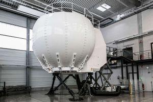 Full Flight Simulator für H145 nach Level D zertifiziert