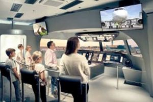 Flughafen Wien zeigt Besuchern den Betrieb multimedial