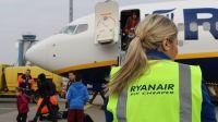 Ryanairs Erstflug ab Nürnberg nach London Stansted