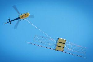 Freitest für Antenne der Jupitermission JUICE