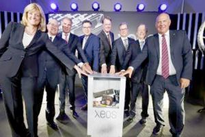 XEOS-Joint-Venture legt Grundstein in Polen