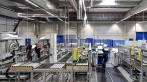 LHT eröffnet Räder- und Bremsenwerkstatt in Frankfurt Osthafen