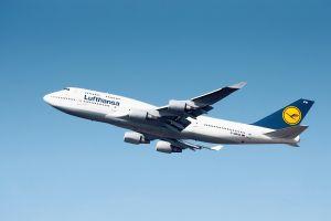 Lufthansa fliegt 747 auf Kurzstrecke in Deutschland