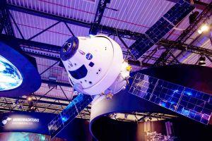 SpaceTech Expo Europe in Bremen mit ARTS