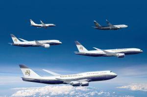 14 Boeing Business Jets im letzten Jahr geordert