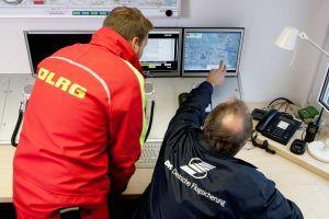 LTE-Drohne im Rettungseinsatz von DFS, Telekom und DLRG