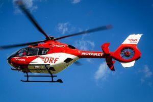 DRF Luftretter: neue Konzession und neuer Hubschrauber