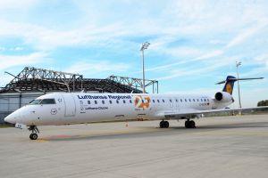 CRJ 25 Jahre bei CityLine: Jubiläum für unerwarteten Erfolg