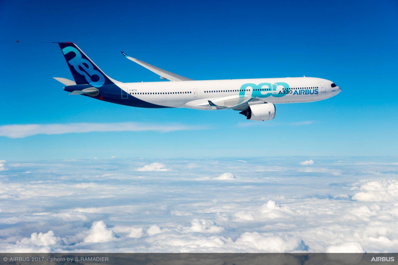 Airbus lässt neues Flugzeug starten: A330neo