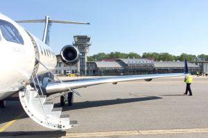 Legacy 500 und Phenom 300: Embraer Jets in Mannheim