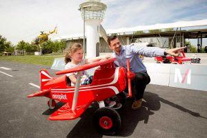 Modellbau trifft Luftfahrt am Flughafen München