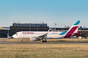 Eurowings mit mehr Flugzielen ab Hannover