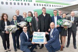 Germania nimmt Direktflug nach Tel Aviv ab Nürnberg auf