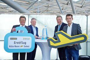 Dubai Reiseziel ab Köln Bonn Airport