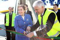 Ryanair Erstflug von Lübeck nach Porto