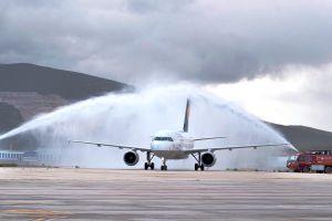 Pamplona jetzt ab Frankfurt Linienziel der Lufthansa