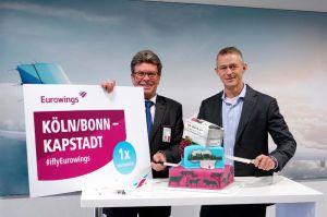 Kapstadt einzig ab Köln/Bonn Direktziel aus NRW