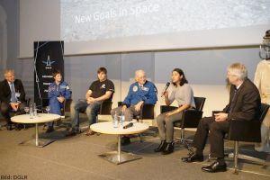 Raumfahrt im Wandel, zugleich ihr Beschleuniger