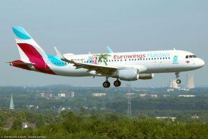 Stabiles Reiseaufkommen am Flughafen Dortmund