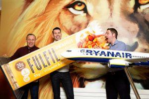 Ryanair verbindet Tickets für Flüge mit Theater und Fußballspiel