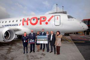 Nantes neues Ziel von neuer Airline ab Hamburg
