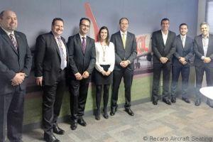 Airline aus Brasilien will Leichtbausitze von Recaro