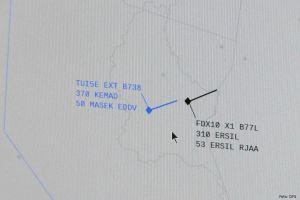 Kontrollzentrale UAC mit neuem Flugsicherungssystem