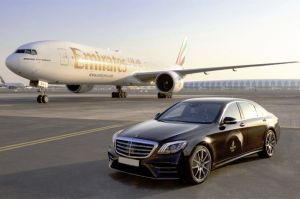Emirates läßt First Class von Mercedes-Benz inspirieren
