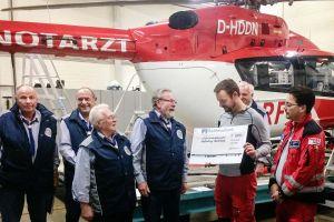 Benefizkonzert DRF Luftrettung in Rendsburg
