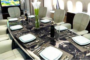 VIP Dreamliner: Lufthansa Technik richtet 787-8 ein