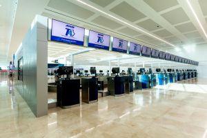 Top Terminal am Flughafen Cancun eröffnet
