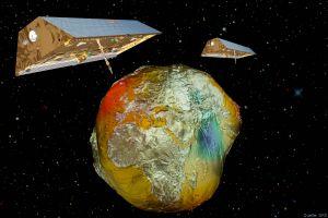 GRACE-Follow-On: neue Waage des Planeten